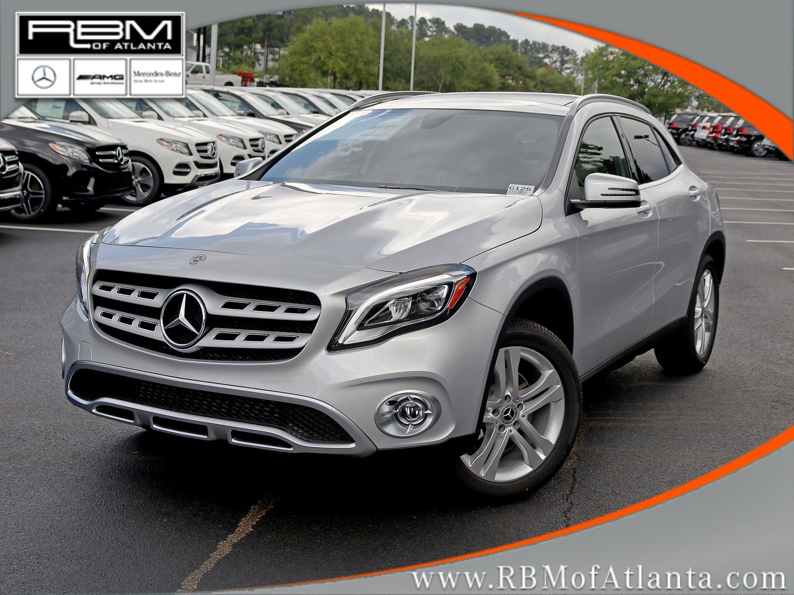 new 2019 mercedes-benz gla gla 250 suv in atlanta #g125 | rbm of atlanta