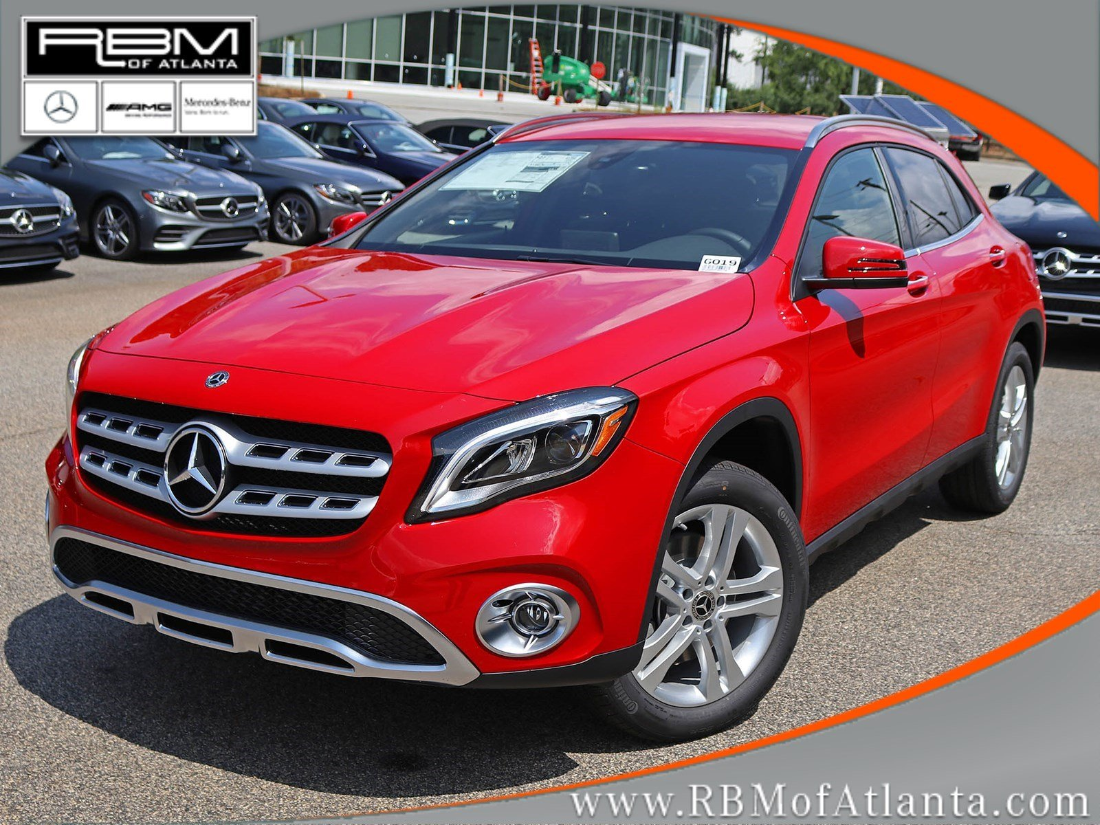 mercedes benz 2019 cla 250 New 2019 Mercedes Benz GLA GLA 250 Sport Utility in Atlanta #G019  mercedes benz 2019 cla 250