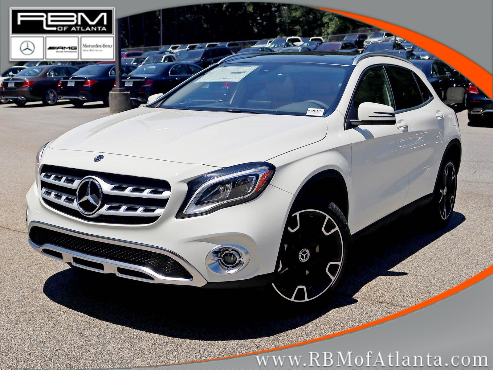 New 2018 mercedes benz gla gla 250 sport utility in for Pay mercedes benz online