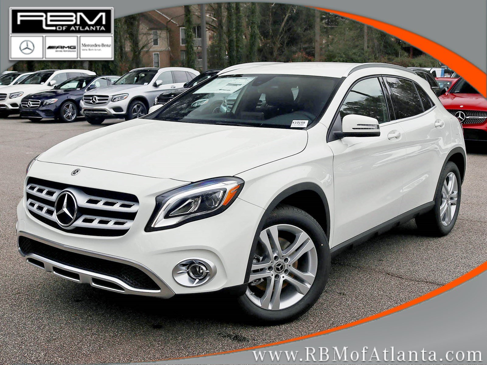 New 2018 mercedes benz gla gla 250 suv in atlanta k10159 for Pay mercedes benz online