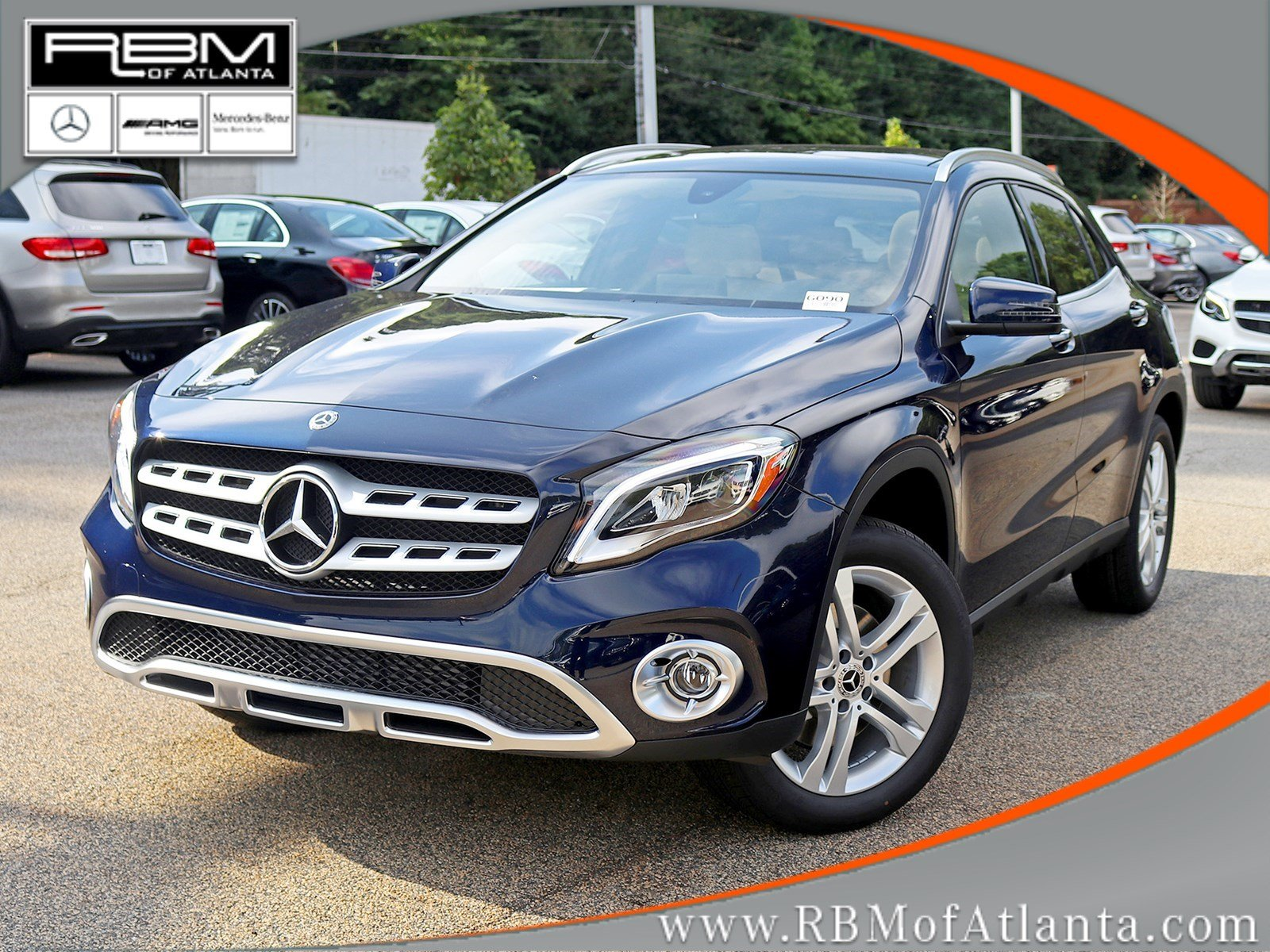 new 2019 mercedes benz gla gla 250 suv in atlanta g090. Black Bedroom Furniture Sets. Home Design Ideas
