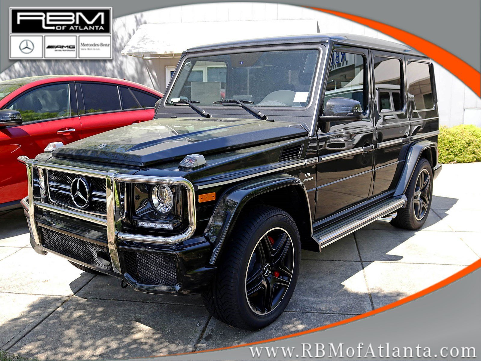 New 2018 mercedes benz g class amg g 63 suv in atlanta for Mercedes benz mechanic jobs