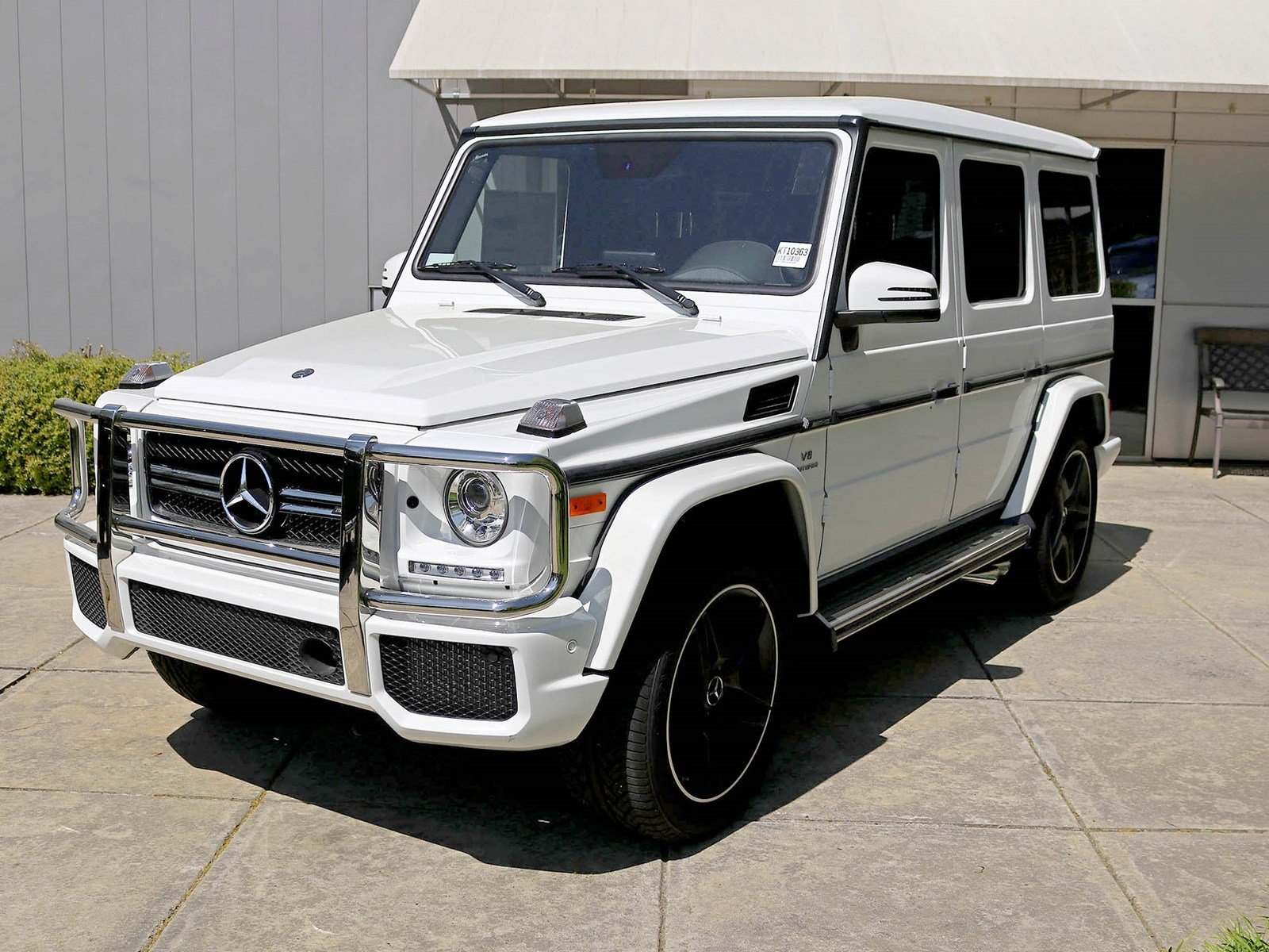 Lovely 2016 G-class Mercedes-benz