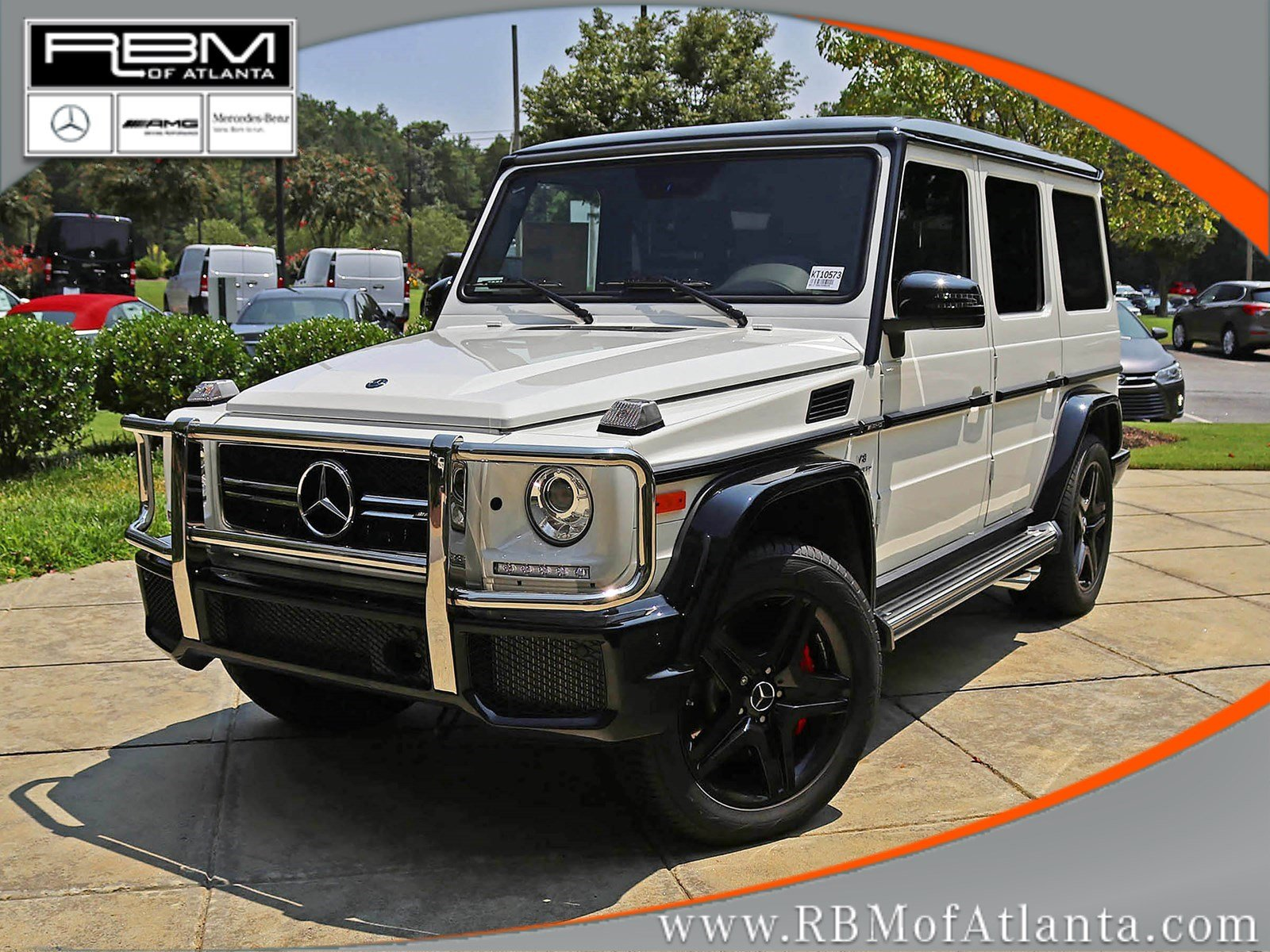 New 2018 Mercedes Benz G Class AMG G 63 SUV in Atlanta KT