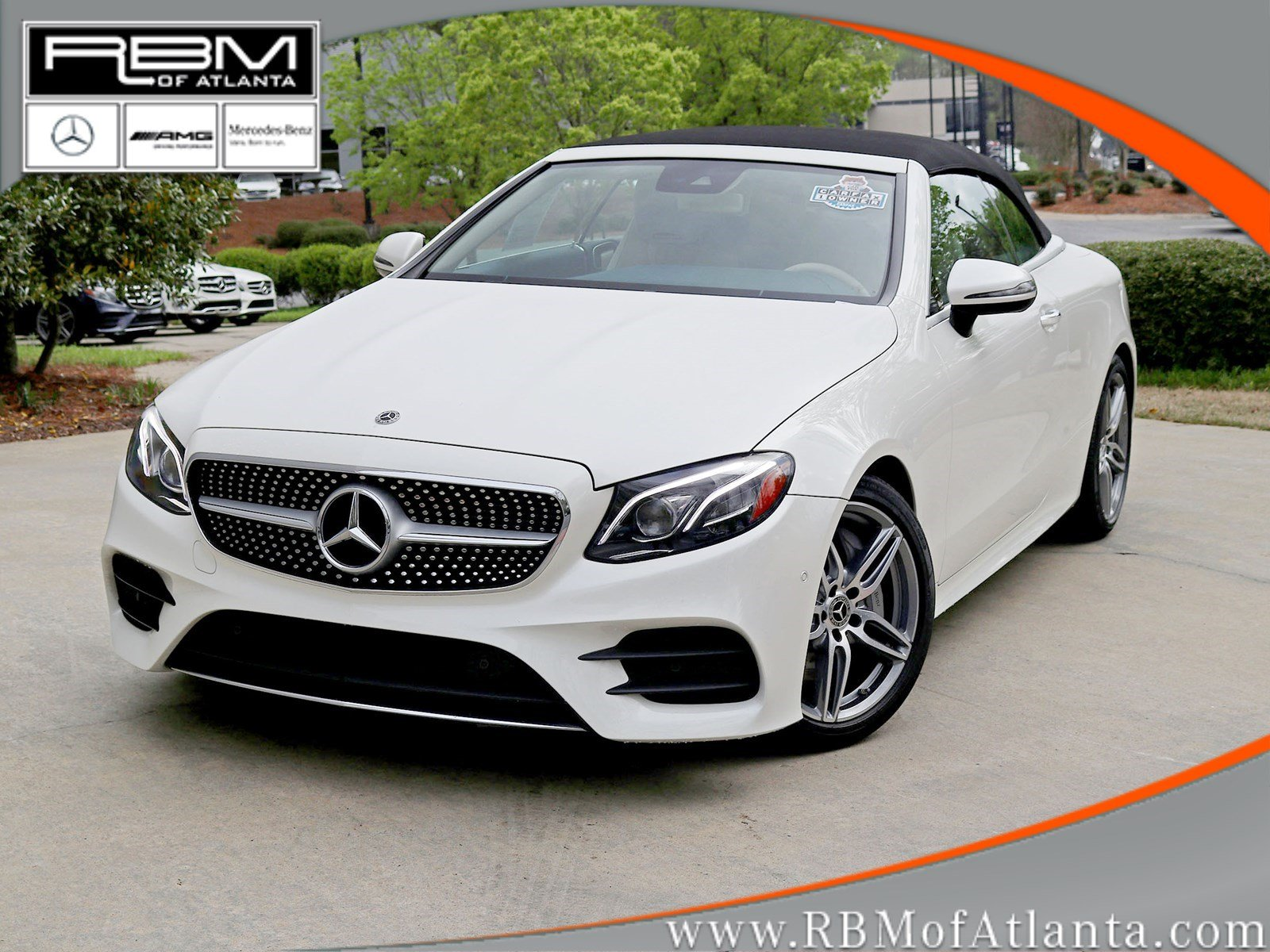 Pre Owned 2018 Mercedes Benz E Cl 400 Cabriolet