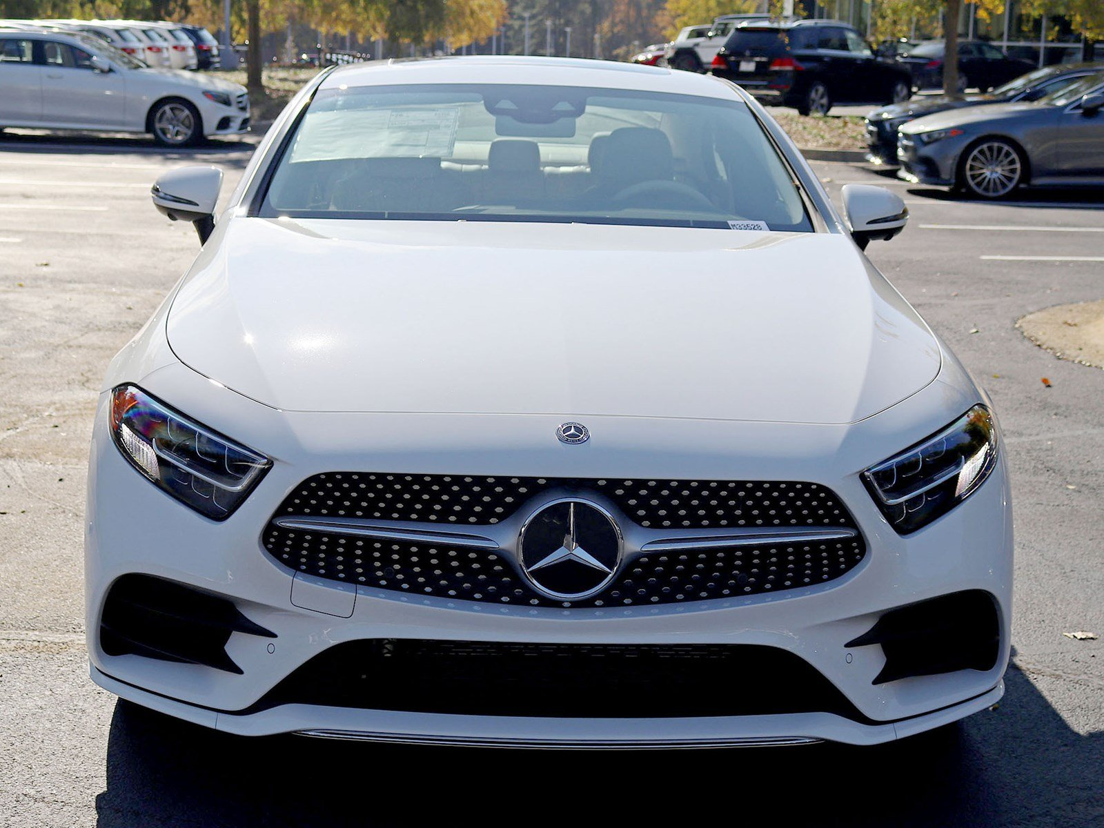 New 2019 Mercedes Benz CLS CLS 450 Coupe Coupe in Atlanta M
