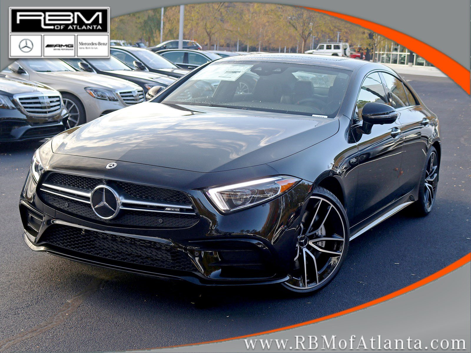 New 2019 Mercedes-Benz CLS AMG® CLS 53 S Coupe