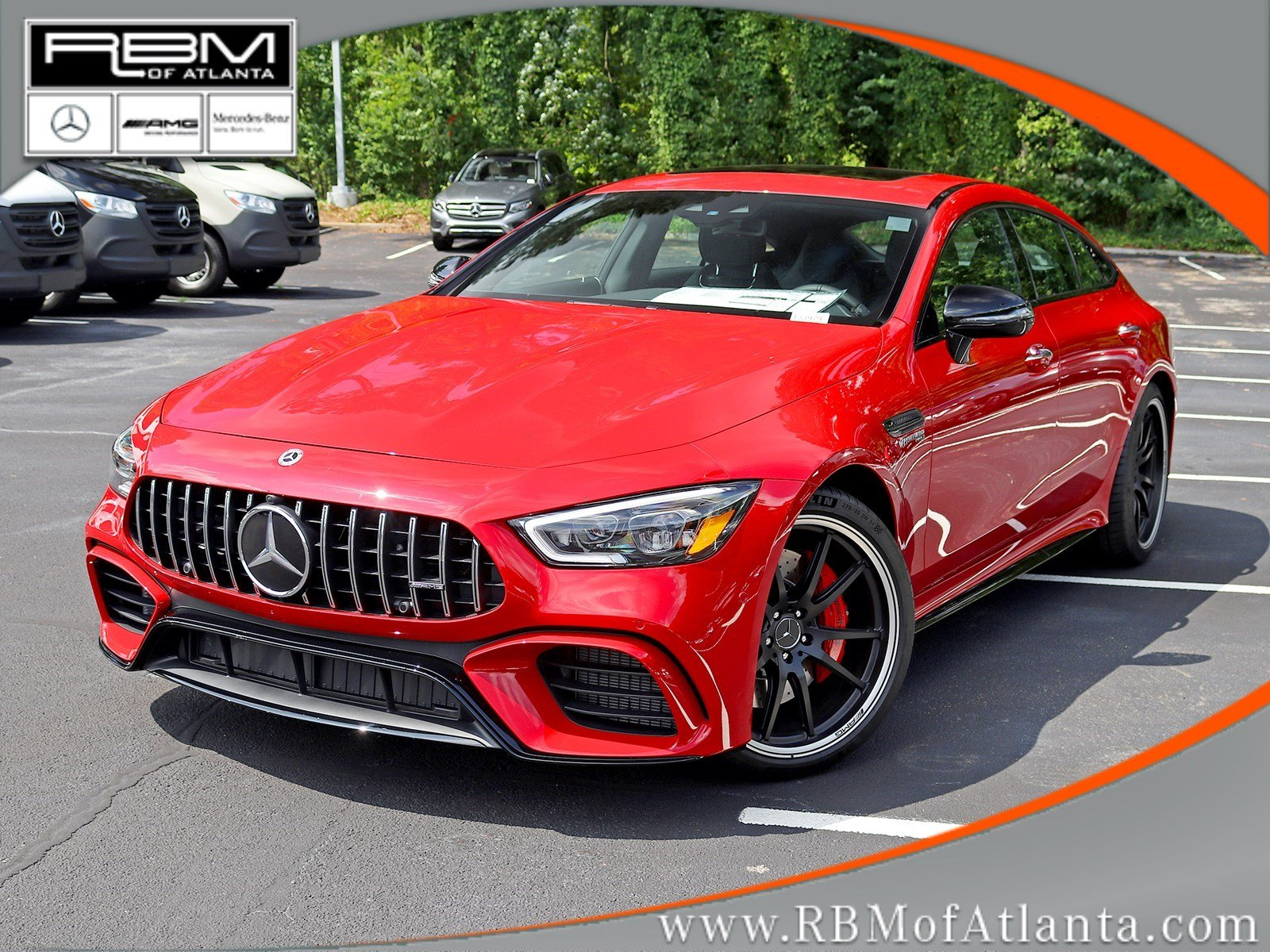 New 2019 Mercedes-Benz GT AMG® GT 63 Coupe