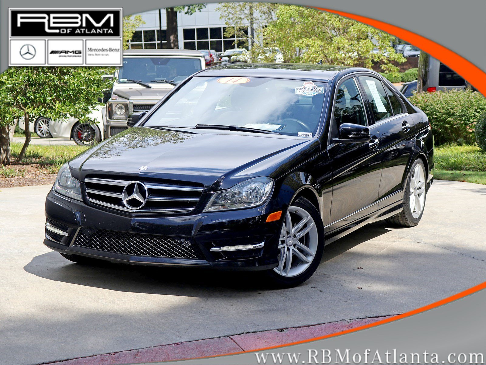 Pre Owned 2014 Mercedes Benz C Class C 250 Sport Sedan