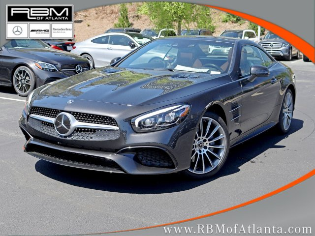 New 2019 Mercedes-Benz SL SL 450 Roadster