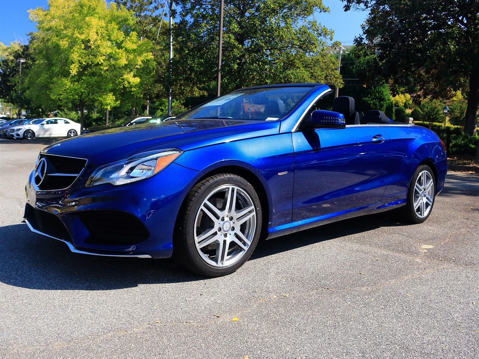 New 2017 mercedes benz e class e 400 sport cabriolet in for New mercedes benz convertible