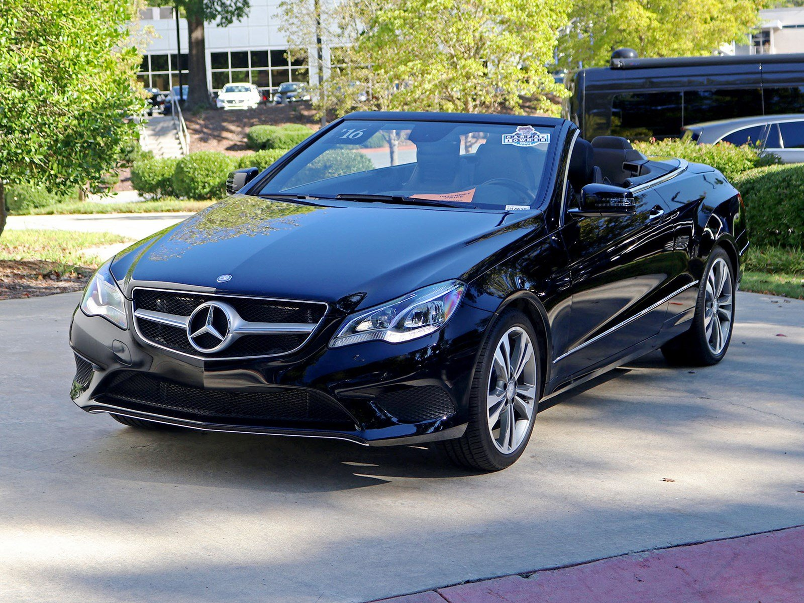 Certified Pre Owned 2016 Mercedes Benz E Class E 400 Cabriolet