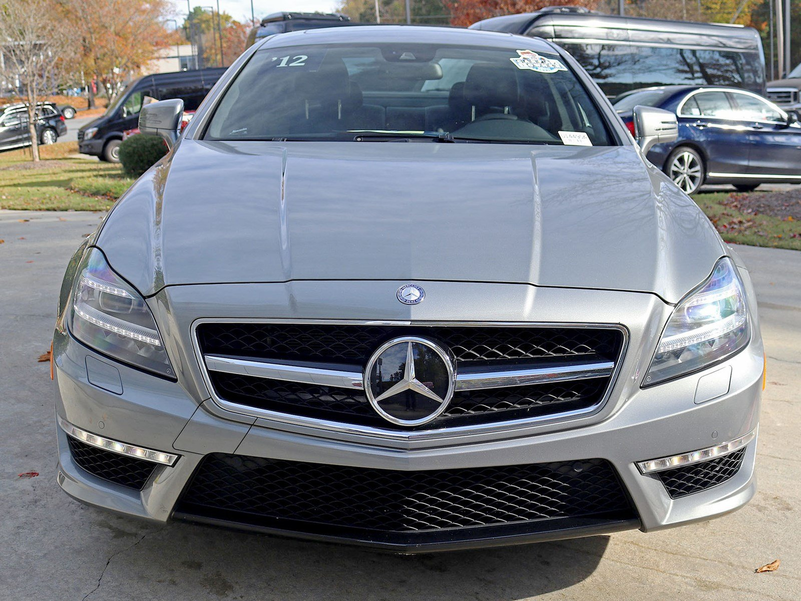 Pre Owned 2012 Mercedes Benz CLS CLS 63 AMG Sedan Coupe in Atlanta