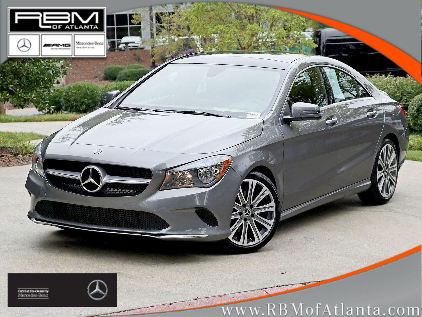 Certified Pre Owned 2018 Mercedes Benz CLA CLA 250 Coupe Coupe in