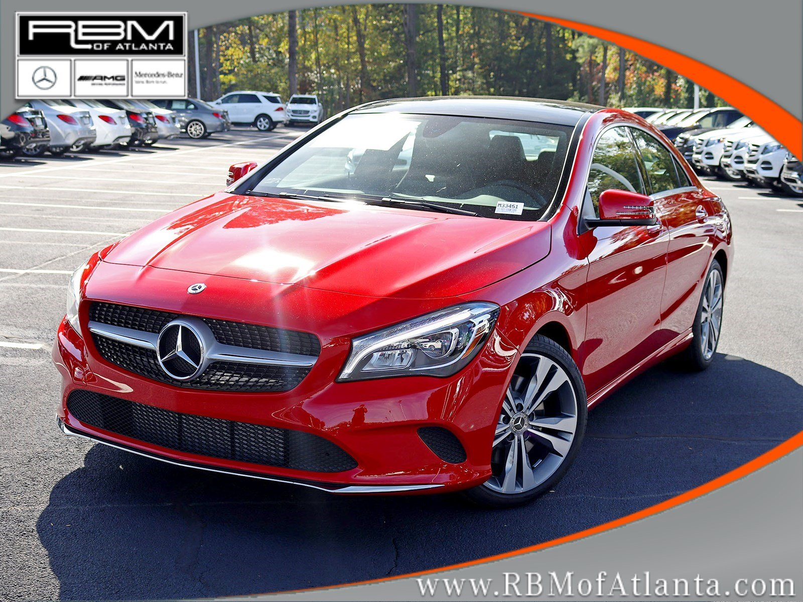 New 2019 Mercedes Benz CLA CLA 250 Coupe Coupe in Atlanta M