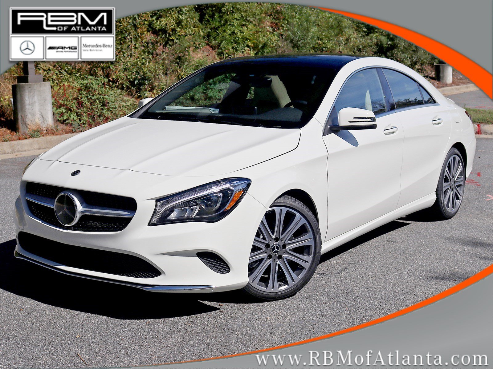 New 2018 mercedes benz cla cla 250 coupe in atlanta for 2018 mercedes benz cla 250 coupe