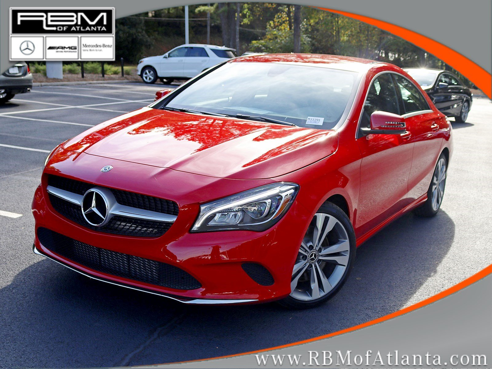 New 2019 Mercedes-Benz CLA CLA 250 Coupe