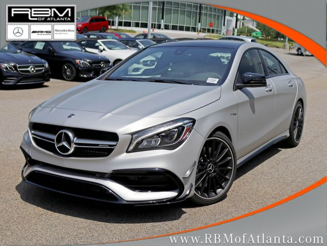 Nieuw New 2018 Mercedes-Benz CLA AMG® CLA 45 Coupe Coupe in Atlanta AI-45