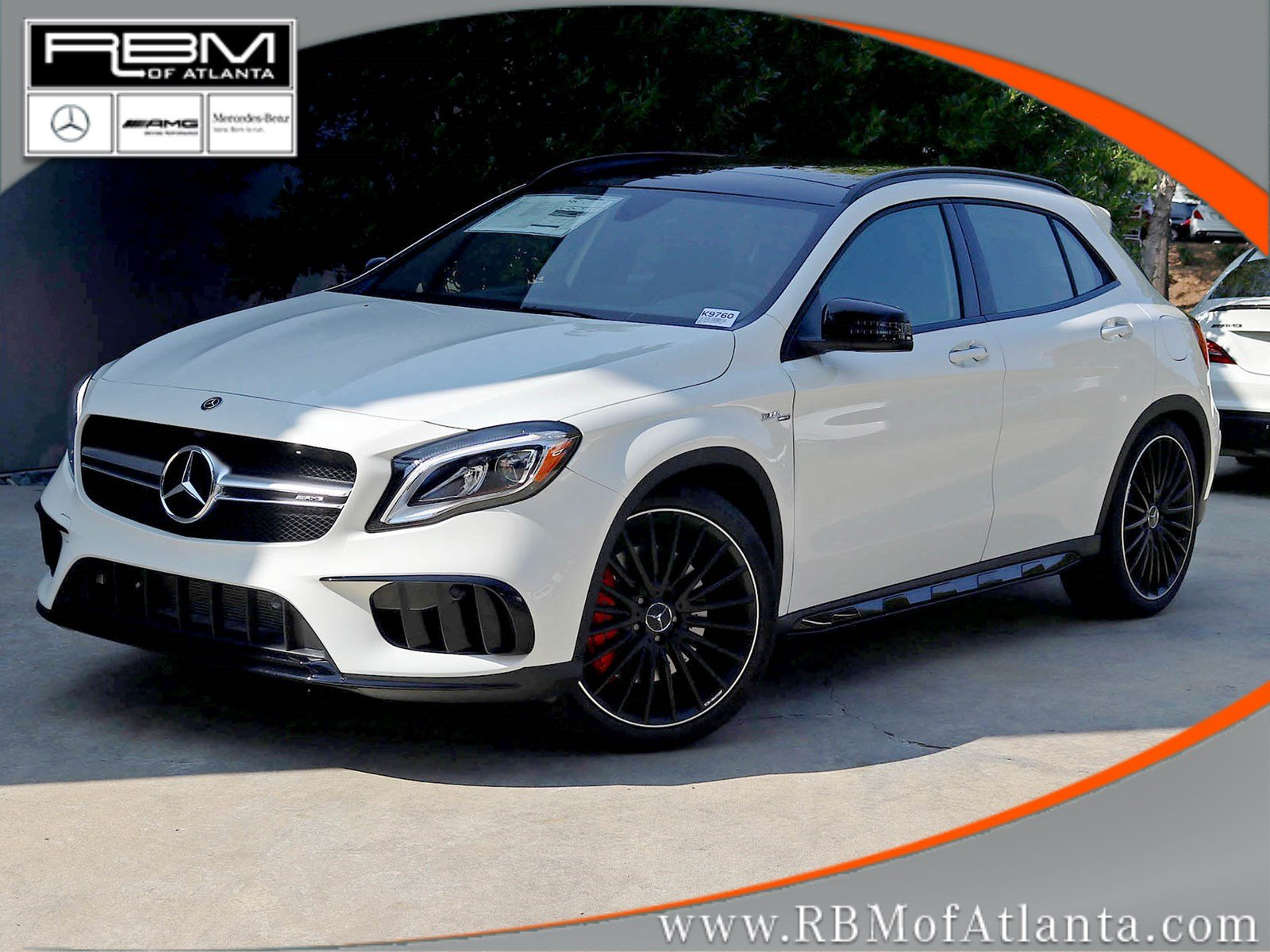 new 2018 mercedes benz gla gla 45 amg suv suv in atlanta k9760 rbm of atlanta. Black Bedroom Furniture Sets. Home Design Ideas