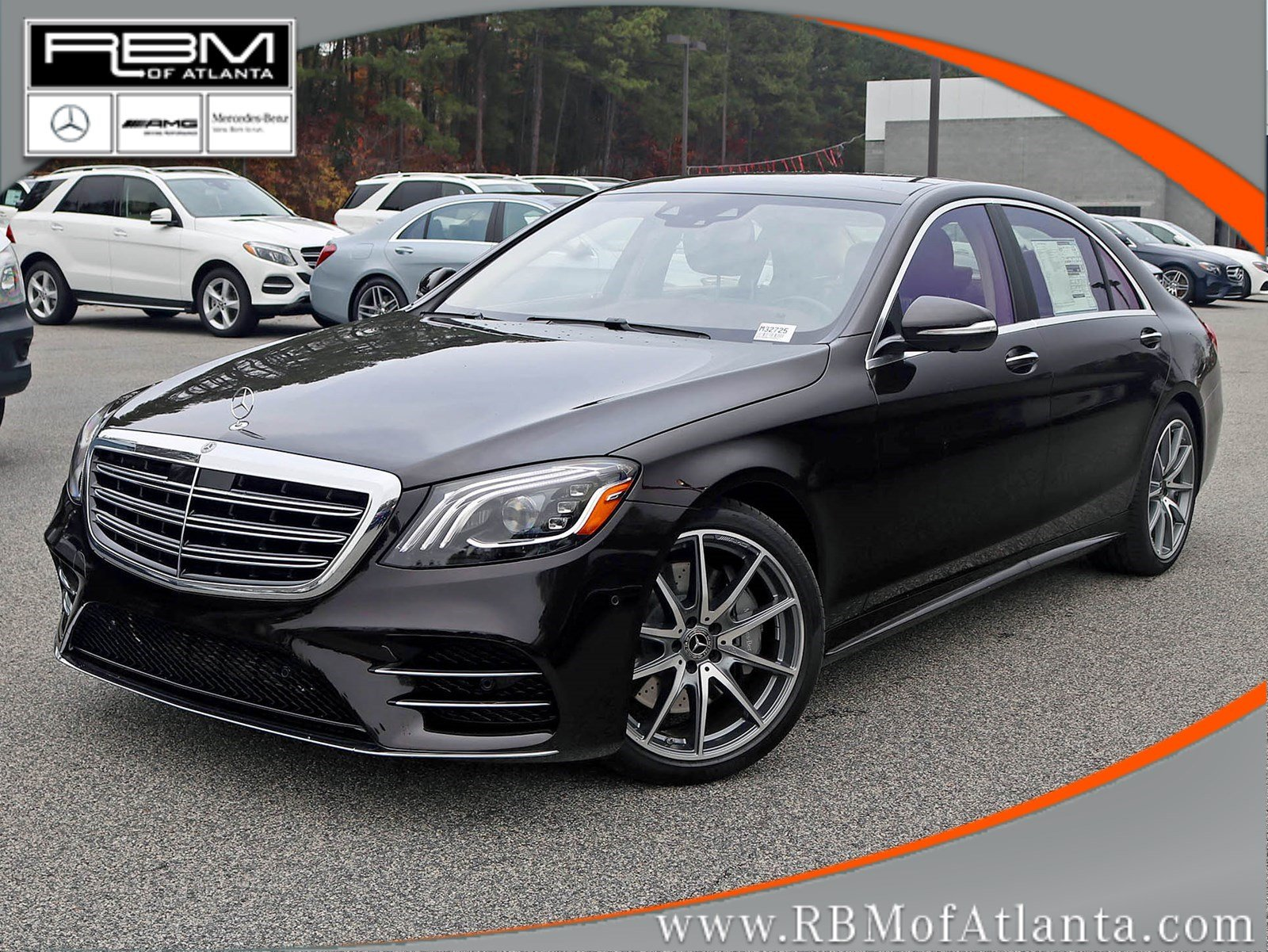 New 2018 mercedes benz s class s 560 sedan in atlanta for 2018 mercedes benz s550