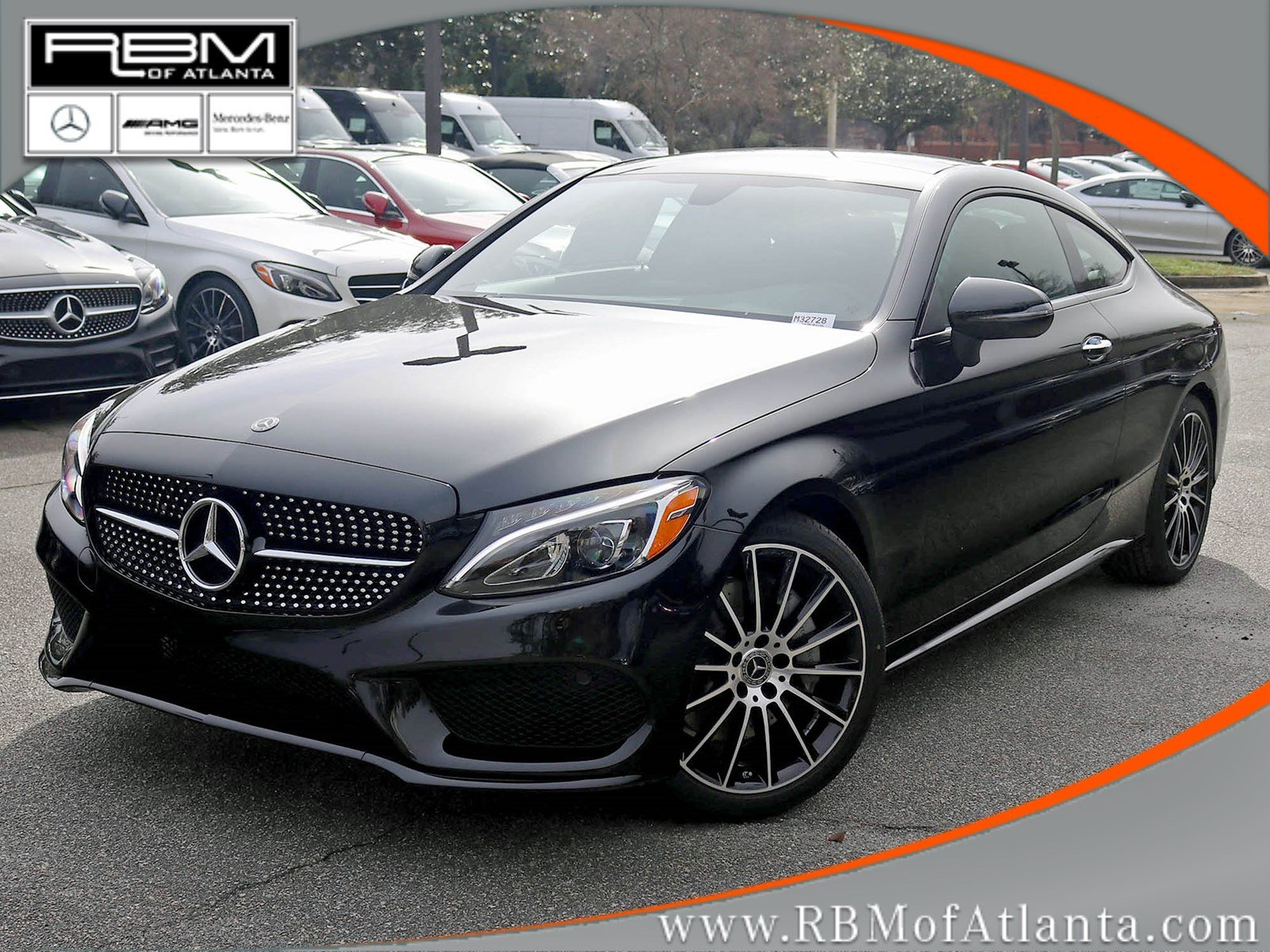 New 2018 mercedes benz c class c 300 coupe coupe in for Mercedes benz mechanic jobs