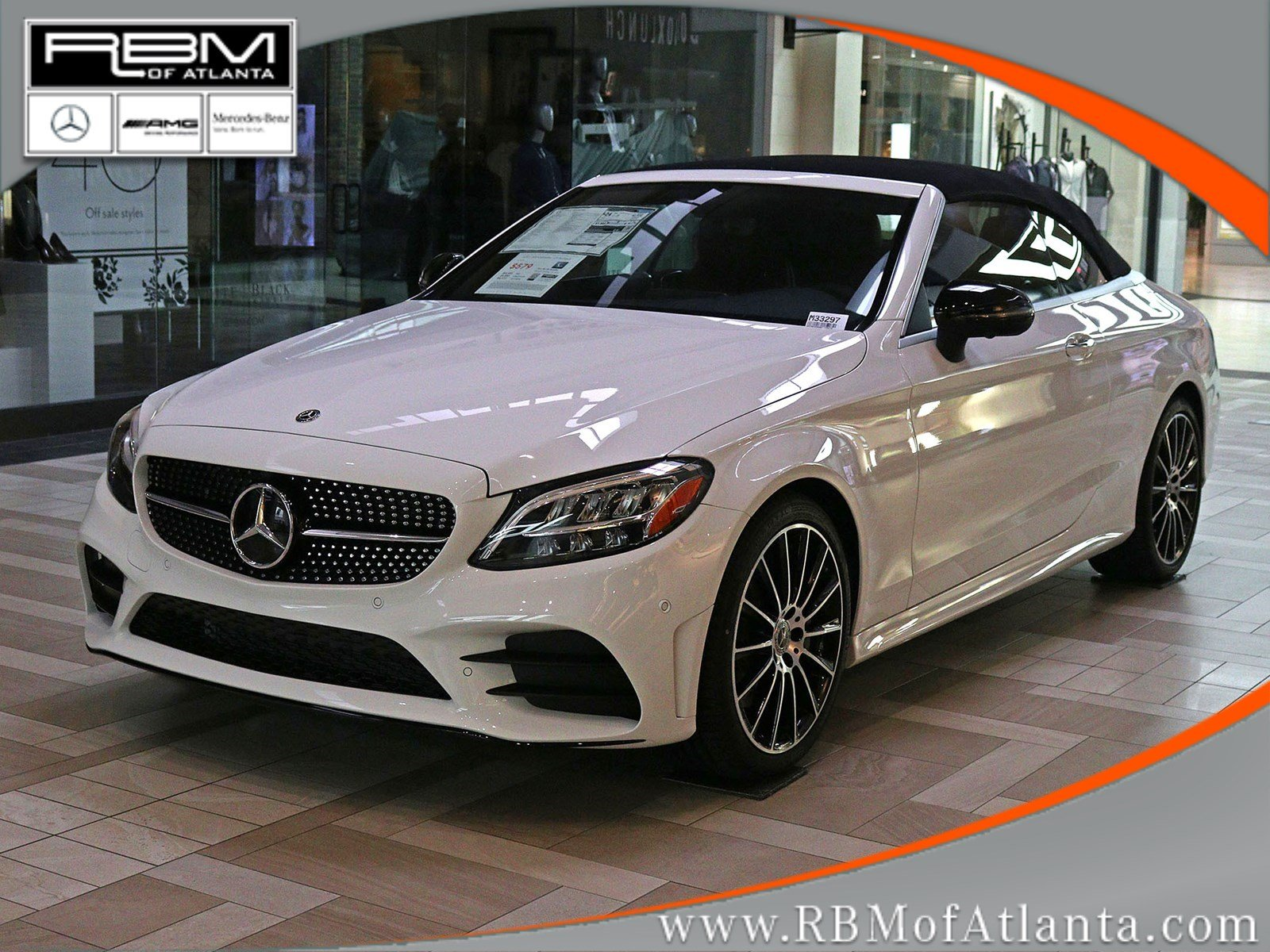 f2039c4973 New 2019 Mercedes-Benz C-Class C 300 Cabriolet CABRIOLET in Atlanta ...