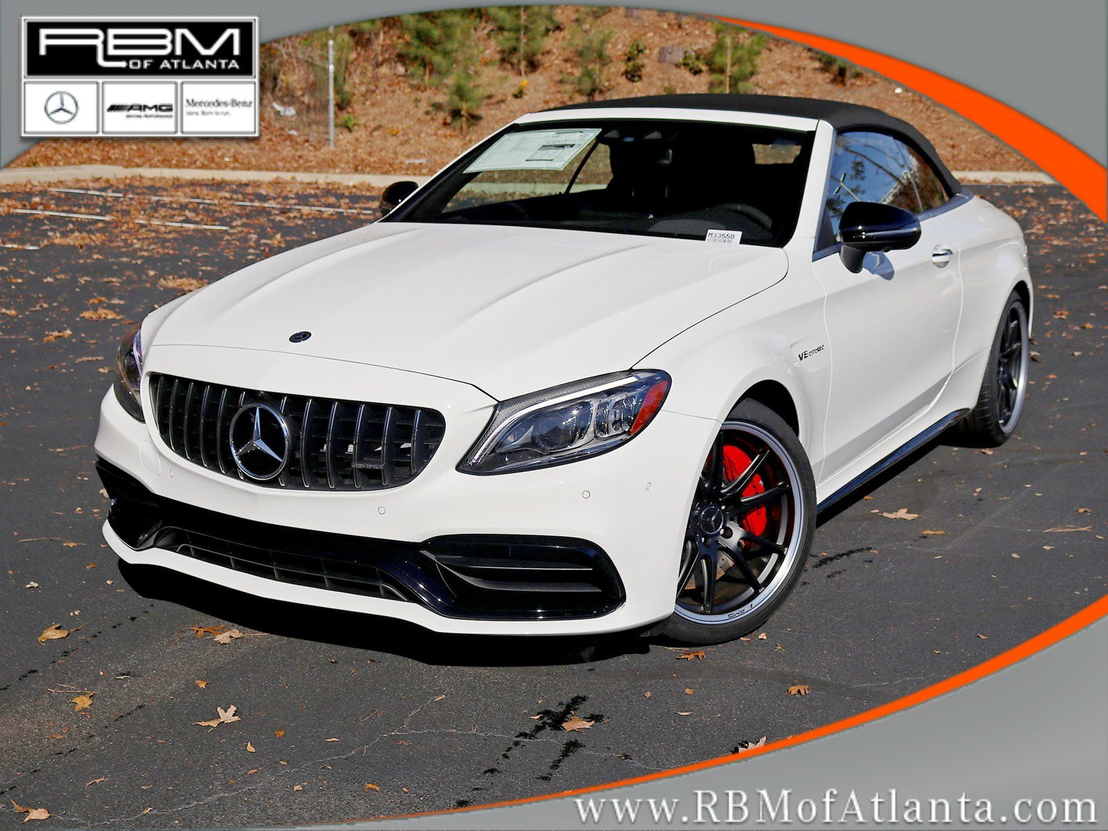 New 2019 Mercedes Benz C Class AMG C 63 S Cabriolet CABRIOLET in