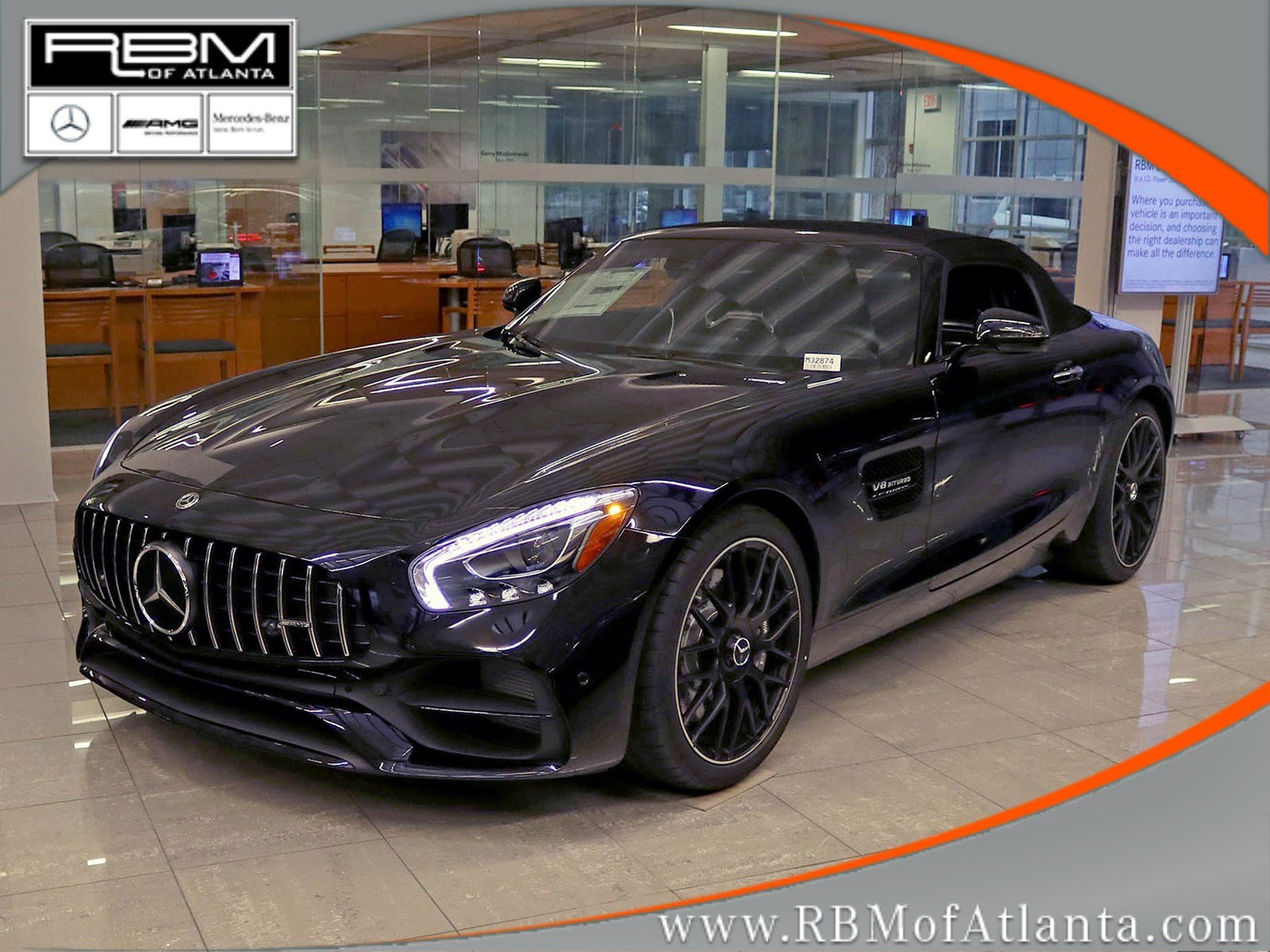 Mercedes Benz Amg >> New 2018 Mercedes Benz Amg Gt Amg Gt Roadster Convertible In