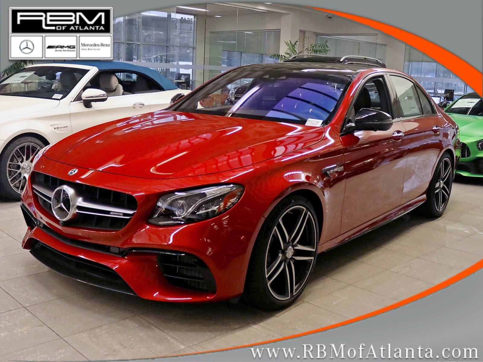 New 2018 mercedes benz e class e 63 s amg sedan sedan in for Mercedes benz mechanic jobs