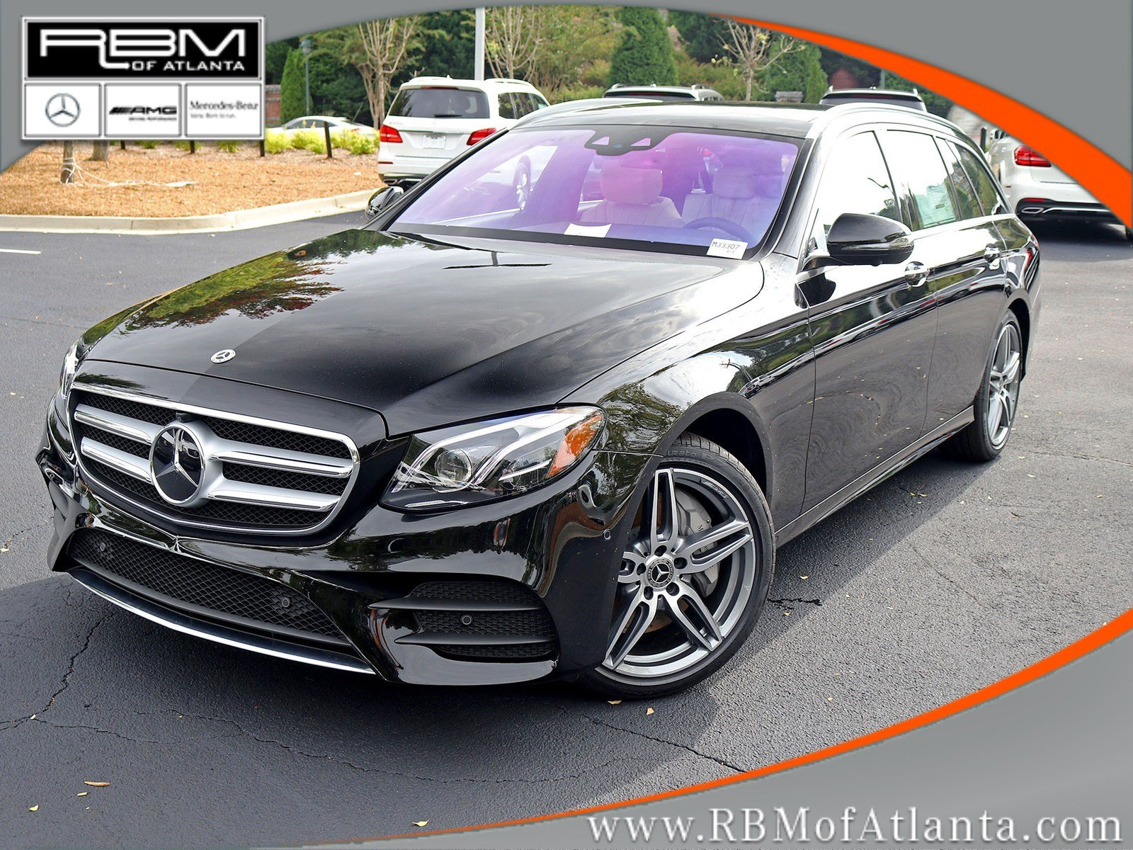 New 2019 Mercedes Benz E Class E 450 Wagon WAGON in Atlanta M