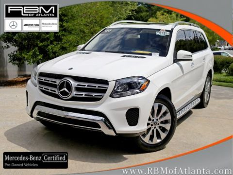 Certified Pre-Owned 2019 Mercedes-Benz GLS GLS 450 4MATIC®