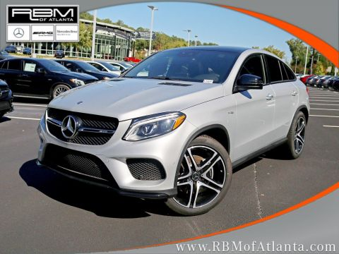 New 2019 Mercedes-AMG GLE AMG GLE 43 Coupe
