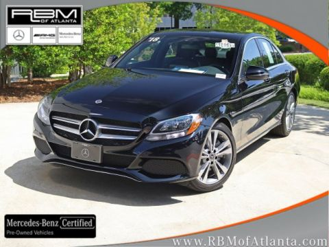 Certified Pre-Owned Mercedes-Benzs | RBM of Atlanta