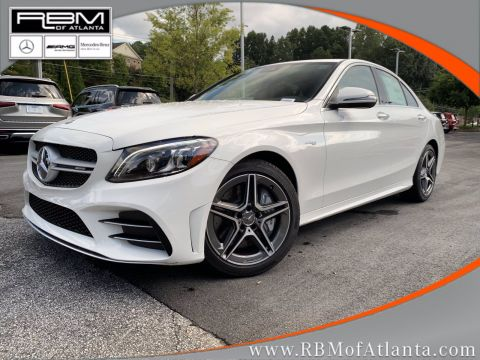 New 2020 Mercedes-Benz C-Class AMG® C 43 4MATIC® Sedan