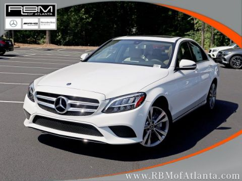 New C-Class For Sale Atlanta | RBM of Atlanta