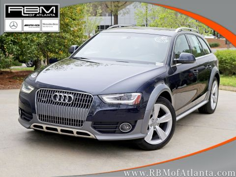 Pre-Owned 2013 Audi ALLROAD Premium Plus