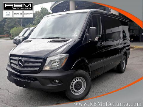New sprinter for sale sandy springs rbm of atlanta for Mercedes benz roswell road