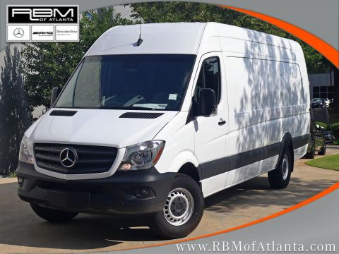 New 2016 mercedes benz sprinter 2500 passenger van full for 2016 mercedes benz sprinter extended cargo van