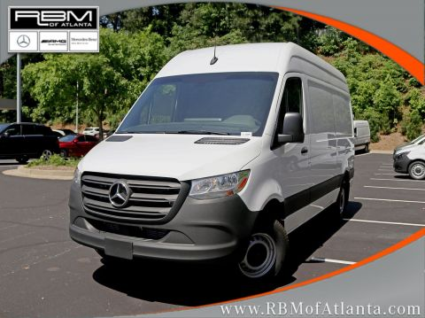 New 2019 Mercedes-Benz Sprinter