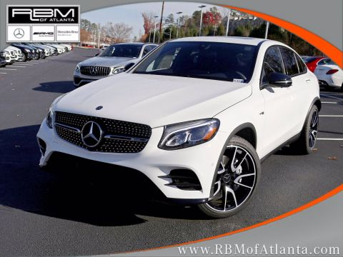 New 2019 Mercedes-Benz GLC AMG® GLC 43 Coupe