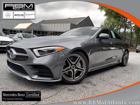 Certified Pre-Owned 2019 Mercedes-Benz CLS CLS 450 Coupe