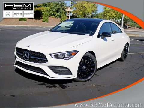 New 2020 Mercedes-Benz CLA CLA 250 Coupe