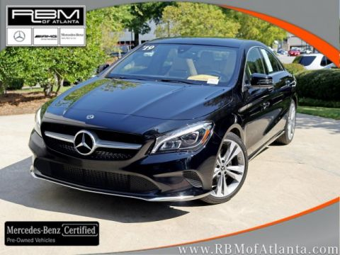 Certified Pre-Owned 2019 Mercedes-Benz CLA CLA 250 Coupe
