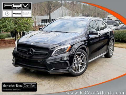 Certified Pre-Owned 2016 Mercedes-Benz GLA AMG® GLA 45 4MATIC®