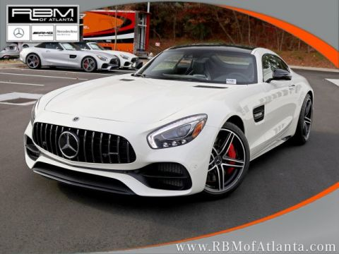 New 2019 Mercedes-Benz GT AMG® GT C Coupe