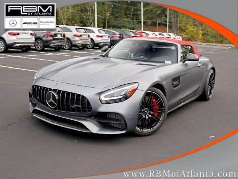 New 2020 Mercedes-AMG GT AMG GT C Roadster