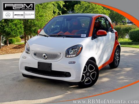 Pre-Owned 2018 smart smart EQ passion coupe